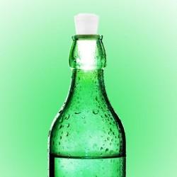 Bouchon de bouteille LED