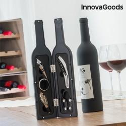 boîte à bouteille de vin InnovaGoods (5 Pièces)
