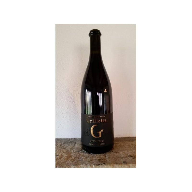 Pinot Noir Signature - Grillette, Dom. De Cressier