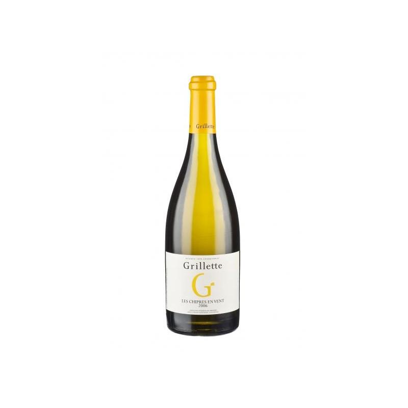 Chardonnay Réserve Les Chipres En Vent - Grillette